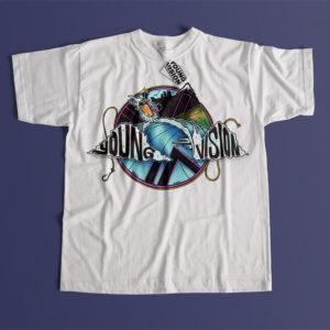T-shirt logo Young Vision