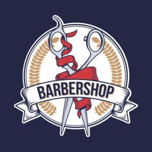 Logo Barbier - BarberShop