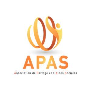 Logo pour une association d'Aides sociale