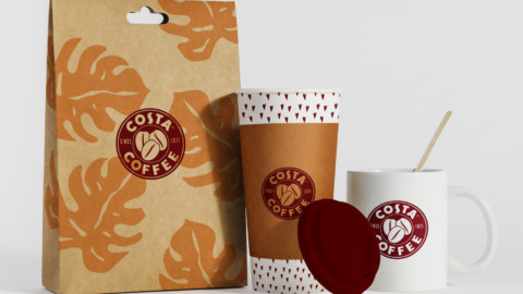 Packaging Mug Coffee Rokin